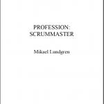 Profession: ScrumMaster