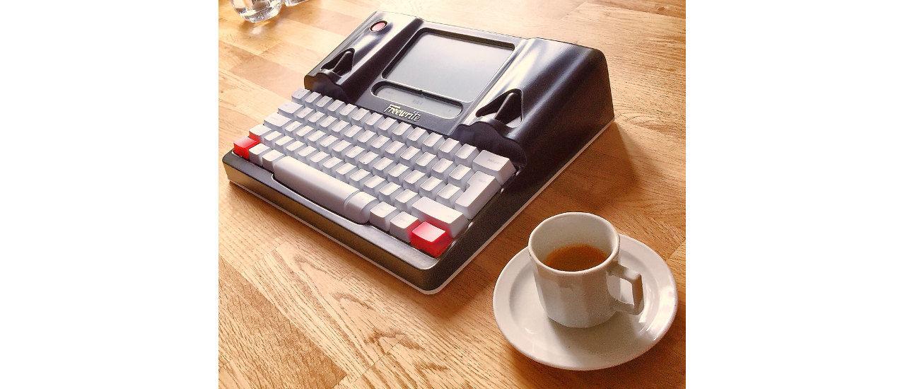 Arbeta hemifrån enligt Kurt Vonnegut