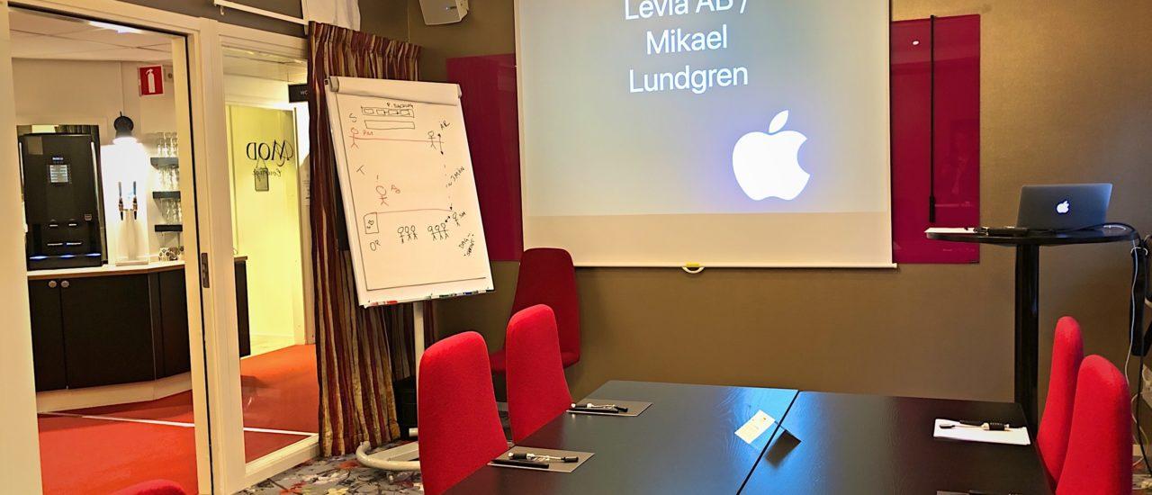 Certified ScrumMaster in Stockholm